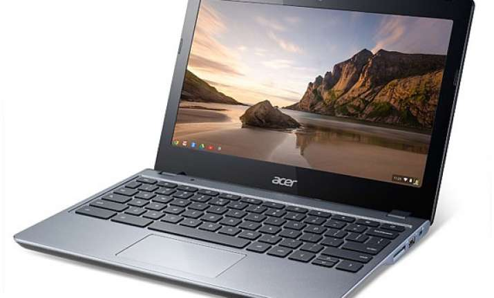 acer launches refreshed c720 chromebook with intel core i3