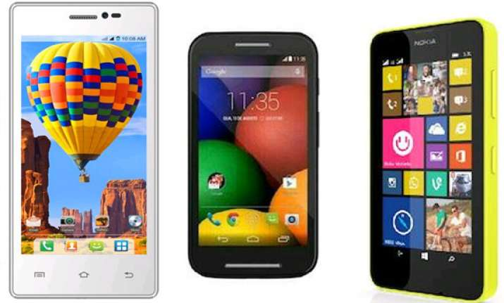 affordable smartphones a rs 2800 cr opportunity in india