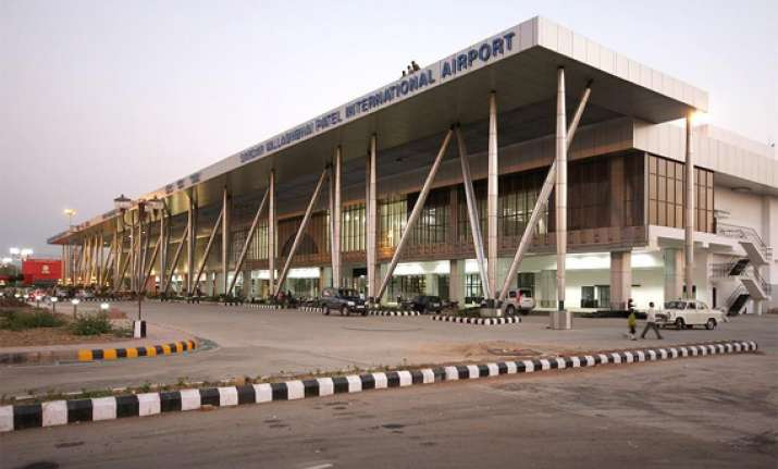 ahmedabad airport ranks first in customer satisfaction