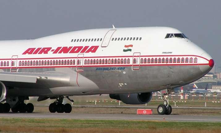 air india reintroduces madurai mumbai madurai flight via
