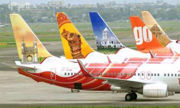 airfares go up on busy routes