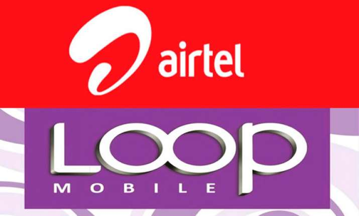 airtel signs definitive pact with loop mobile
