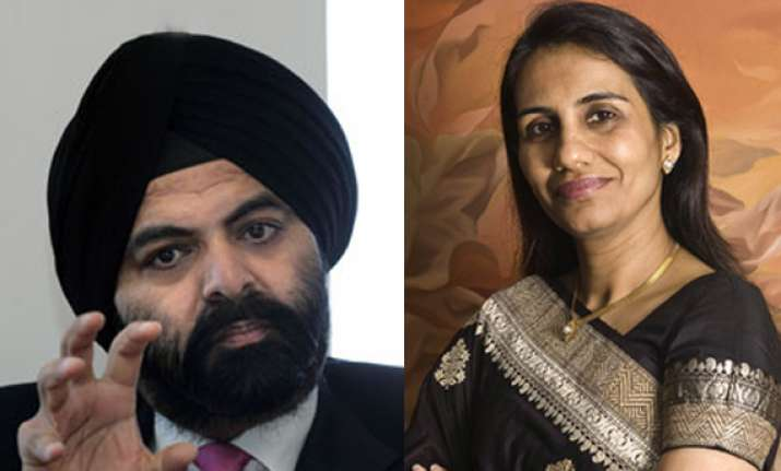 ajay banga chanda kochhar among fortune 2012 businesspersons