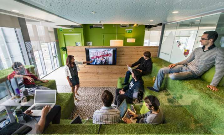 Amazing Pictures Of Googles Office In Ireland India