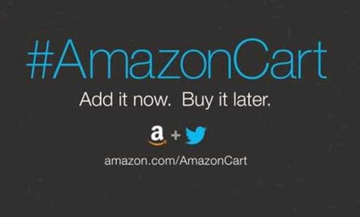 amazon expands its amazoncart twitter shopping initiative