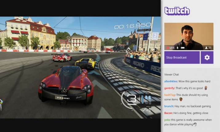 amazon to buy live stream gaming site twitch for 970 million