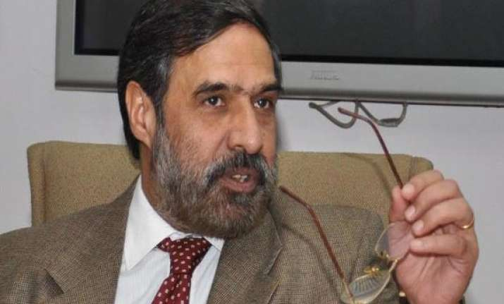 anand sharma cancels meeting with walmart chief