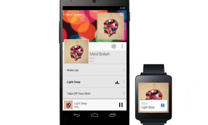 android wear review putting the smartphone on your wrist