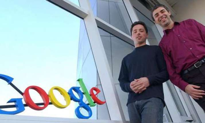 another year another 1 for google co founders