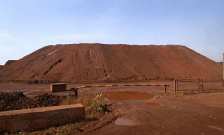 apex court allows 20 million tonnest iron ore mining a year