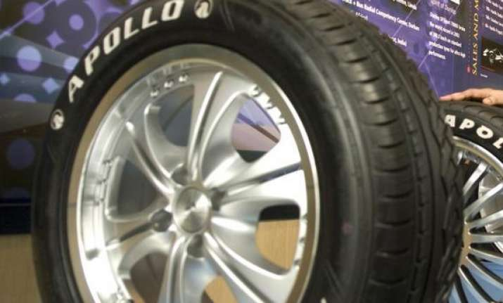 apollo tyres buys us based cooper tire for rs 14 500 cr