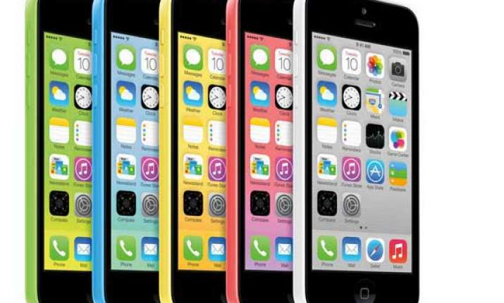 apple offering rs 7500 discount on iphone 5c in lieu of old