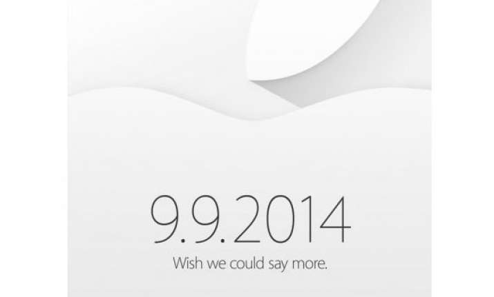 apple sends invitations for september 9 event iphone 6