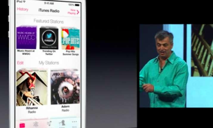 apple unveils itunes radio for ios apple tv mac windows