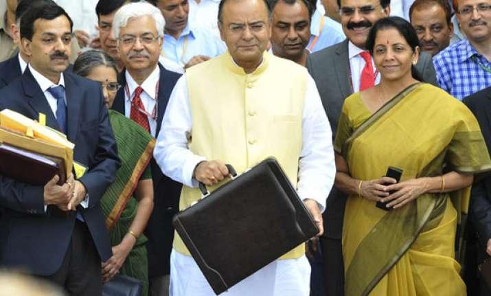 arun jaitley to present delhi budget today power subsidy