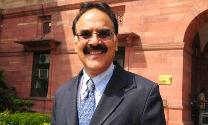 arvind mayaram designated as finance secretary