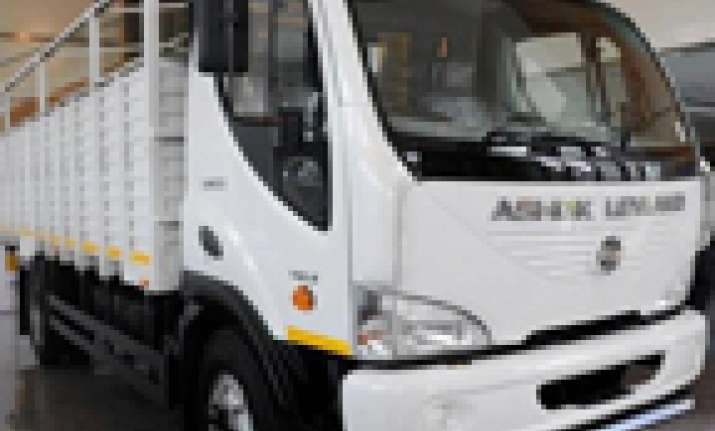 ashok leyland launches intermediate commercial vehicle boss