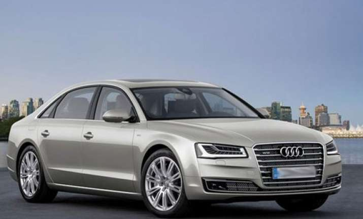 audi a8l gets a facelift launched at rs 1.11 crore
