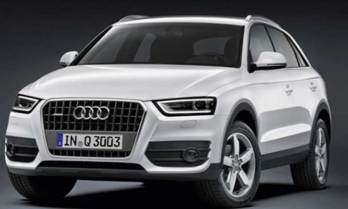 Audi Q SUV Launched At A Starting Price Of Rs Lakh India - Audi car starting price