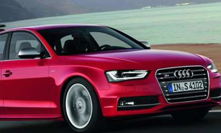 audi launches s4 saloon priced at rs. 45.3 lakh