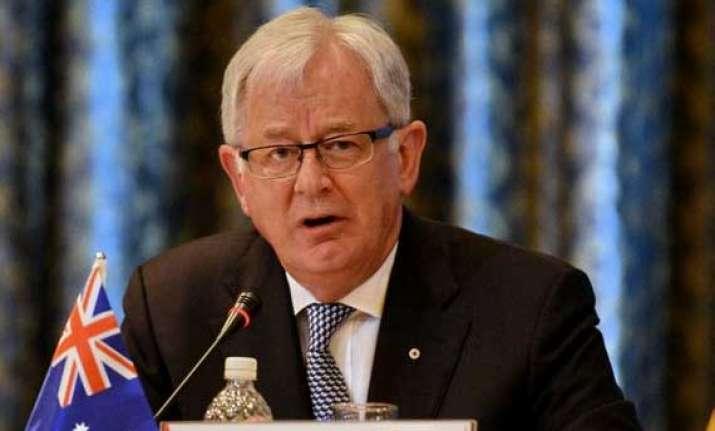 australia may soon export uranium to india robb