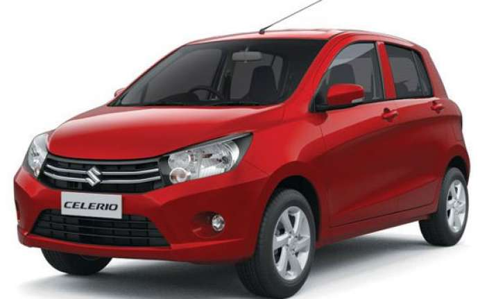 auto expo 2014 maruti launches celerio at rs 3.90 lakh