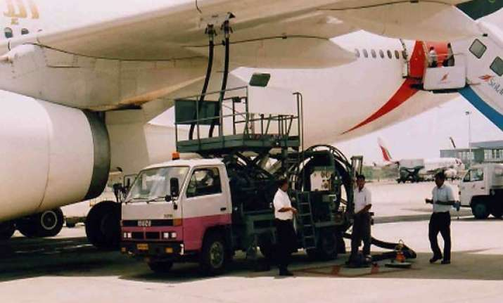 aviation fuel price hiked by 2.4 per cent