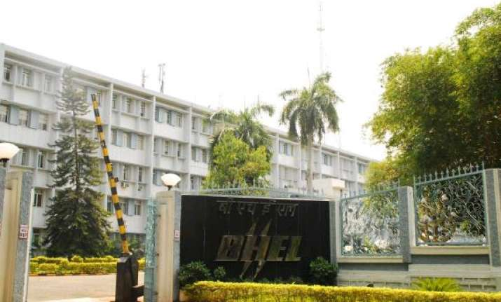 bhel annual profit slides to rs 3 228 crore