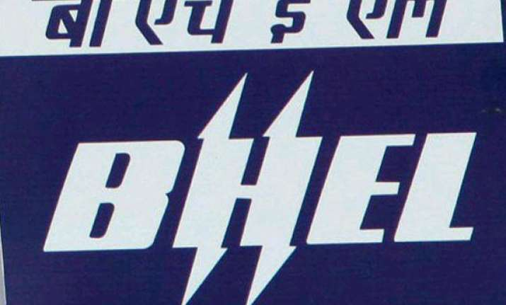 bhel signs pact with indonesian firm to set up power plant