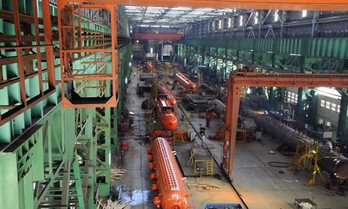 bhel eastern region turnover rises 24 per cent in fy12