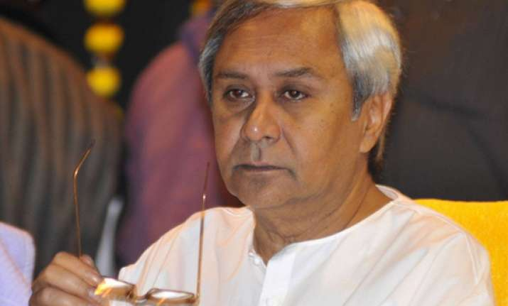 bjp asks naveen patnaik why he selectively recommended