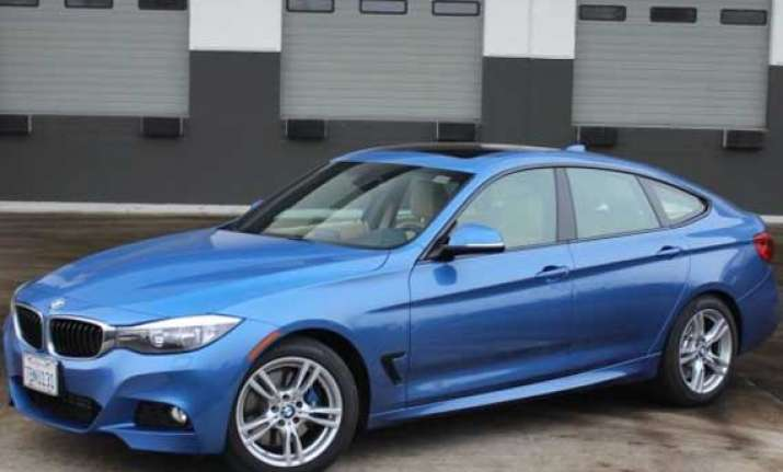 bmw rolls out locally made 3 series gran turismo