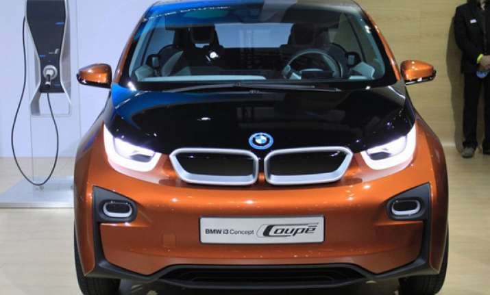 bmw i3 concept coupe the car for the megacities