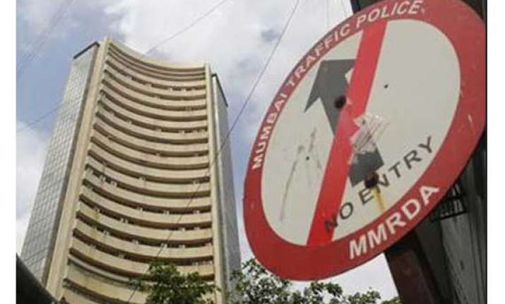 bse stocks fall for first time in six days due to ukraine