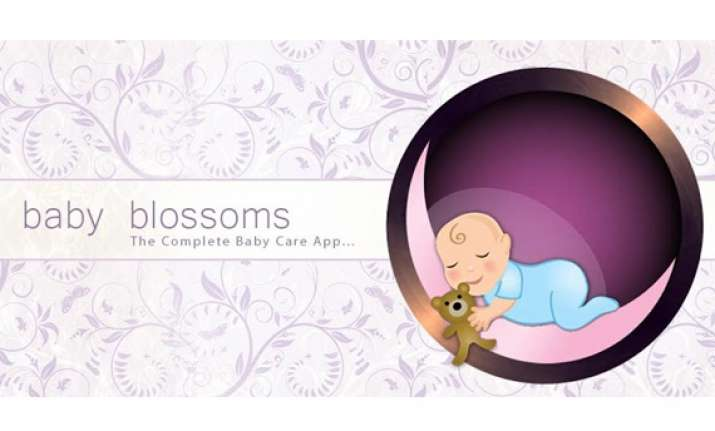 baby blossoms app launched to help parents
