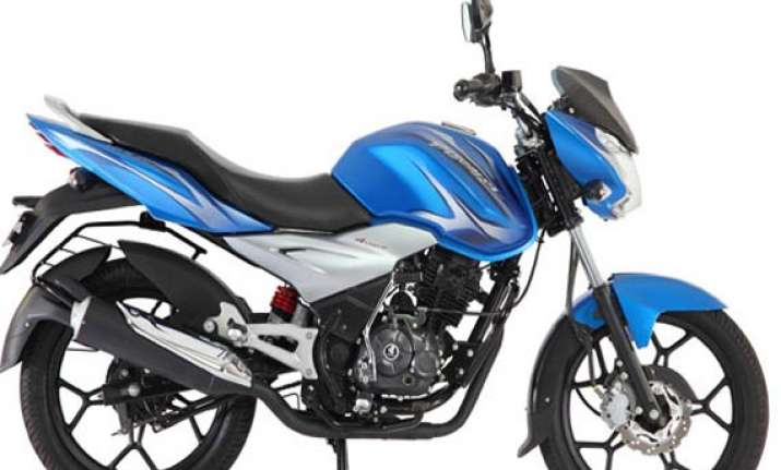 bajaj launches new discover 125 at rs 49 075