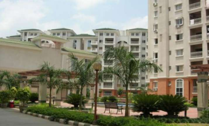 bangalore residential property review and outlook for 2014