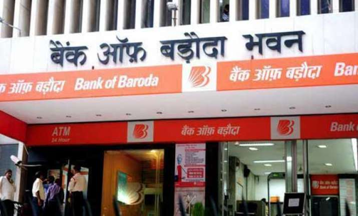 bank of baroda q4 net rises 12 to rs 1 157 crore