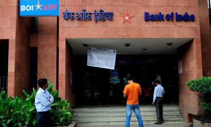 bank of india shares surge over 22 on impressive earnings