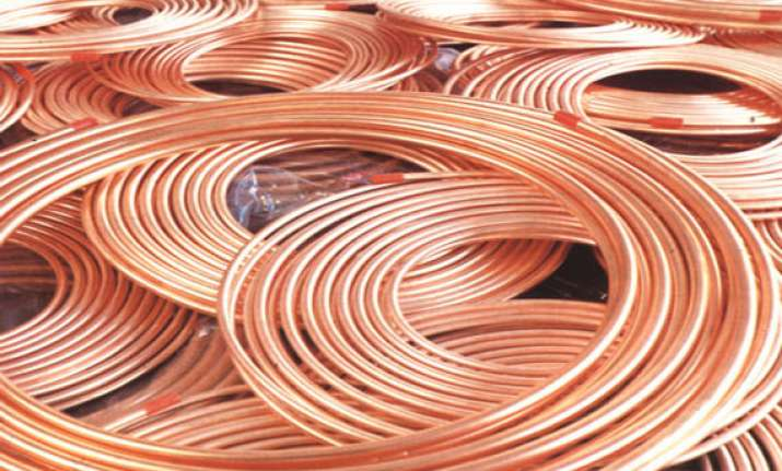 base metals drop on subdued demand global cues