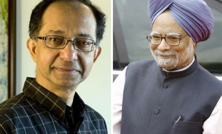 basu wants manmohan singh to take charge of finance ministry