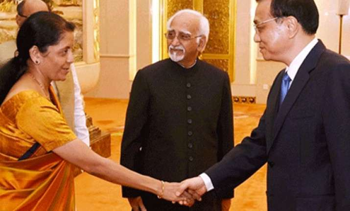 beijing to set up chinese industrial parks in india