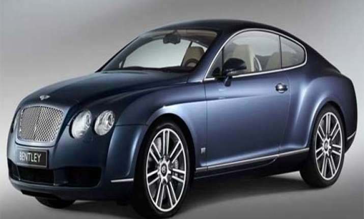 bentley expects india sales to rise