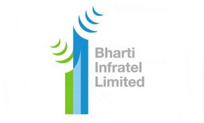 bharti infratel shares slump 11 in market debut