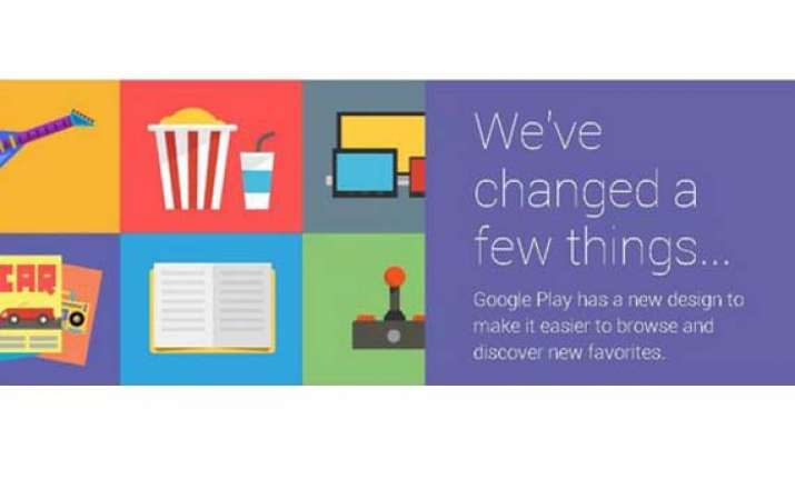 bigger symbols fewer functions google play s new look
