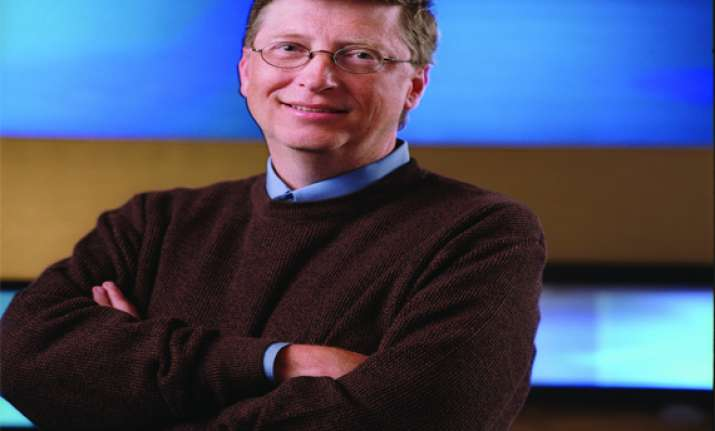 bill gates wants rich nations to be more generous on