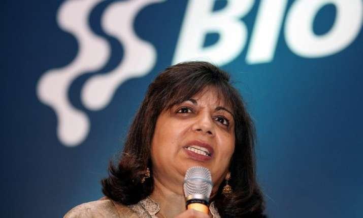biocon chief apologises for tweet on rohan murthy