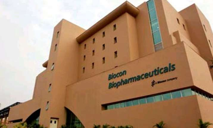 biocon q4 net dips 54 at rs 113 crore