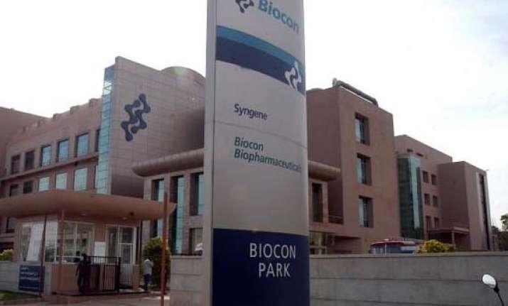 biocon q1 net rises 19 to rs 93.5 cr