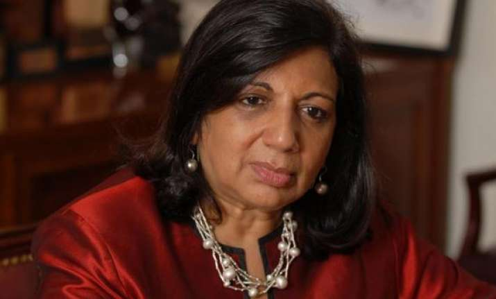 biocon chief kiran mazumdar shaw to replace mukesh ambani